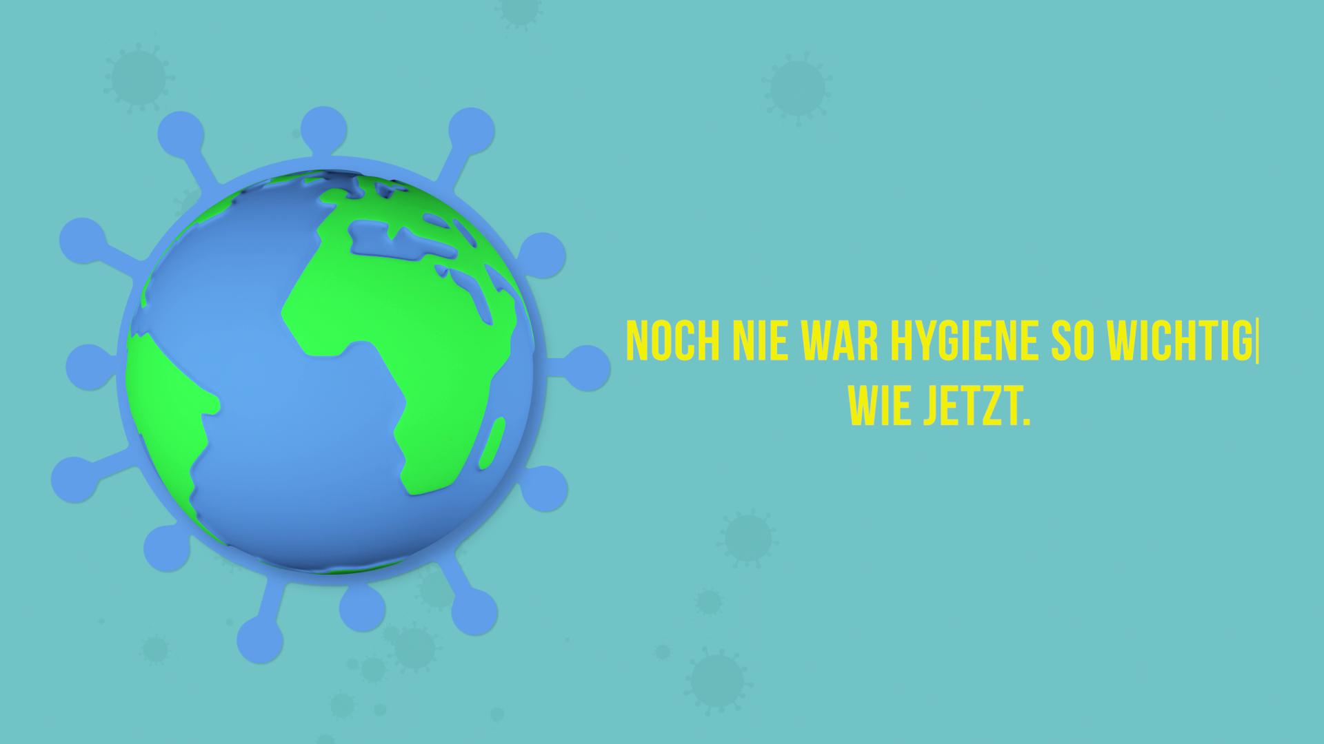 """Wärmflasche Klassik Halblamelle """"Hugo"""" Sanitized ® mint"""