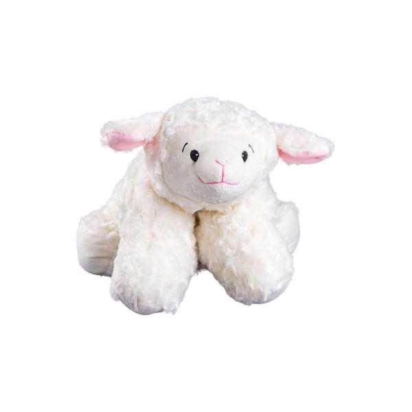 Wärmflasche 1,8 L Kuscheltier Schaf